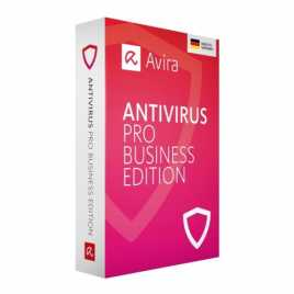 Avira Antivirus Pro – Business Edition
