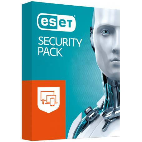 ESET Security Pack 3+3