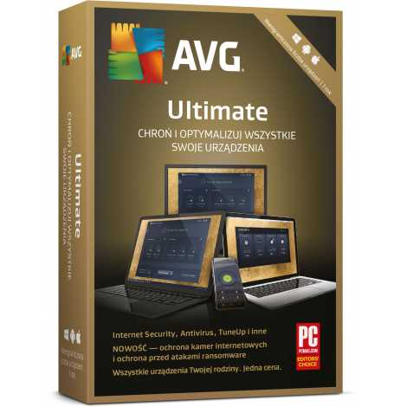 AVG Ultimate Multidevice