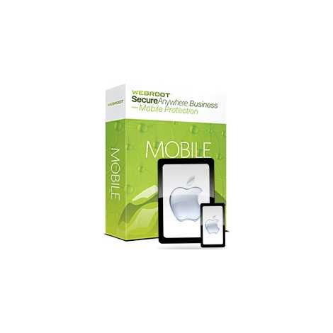 SecureAnywhere Business – Mobile Protection
