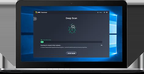 AVG FileServer Business Edition działa w oparciu o doskonały, sprawdzony i wydajny silnik skanujący